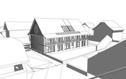 SISELEN Merhfamilienhaus in Holzbauweise