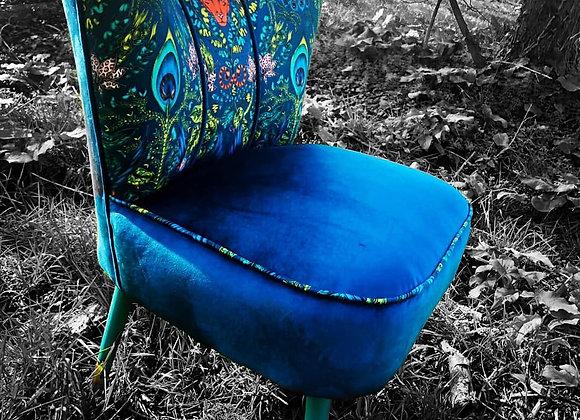 Tigris - Velvet Cocktail Chair