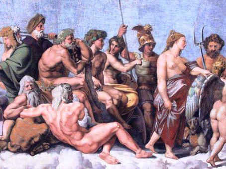 La mythologie grecque est étonnamment moderne
