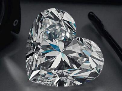 Berlin Diamond Heart Brilliant