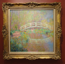 Japanese Bridge Monet's Garden