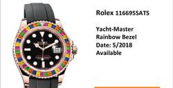 Rolex, Yacht Master