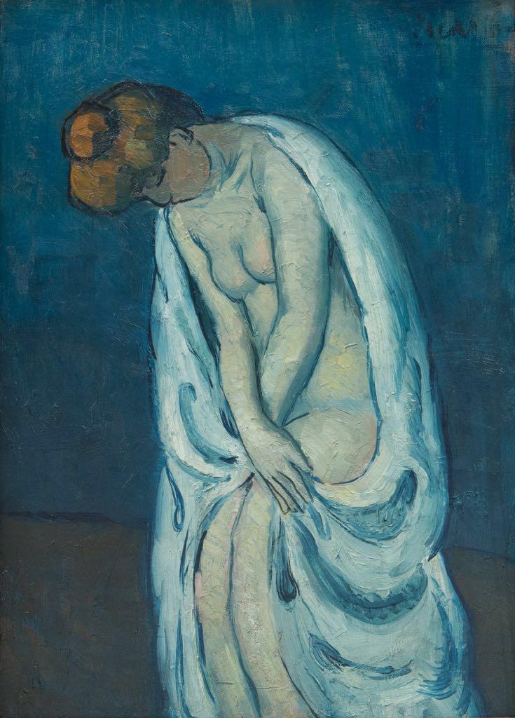 Bains, Picasso