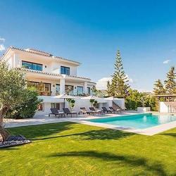 Villa with Sea Views, Marbella