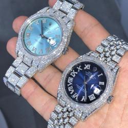 Rolex Steel Watches