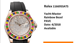 Rolex, Yacht-Master