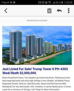 Trump Tower Penthouse