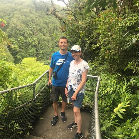 Kahuna Falls Lookout
