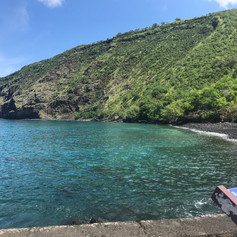 Summer at Kealakekua Bay