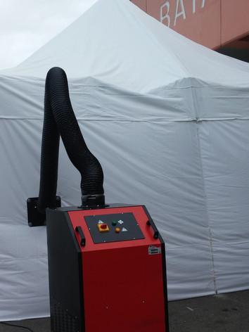 Modular Negative Pressure,Airborne Infec