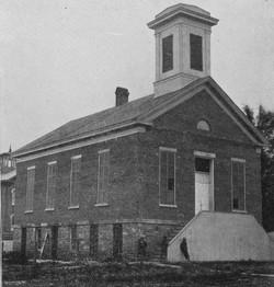Historic Vinton Presbyterian