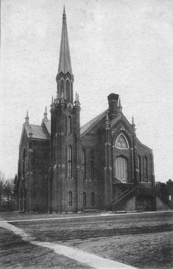 Vinton Pres until 1912