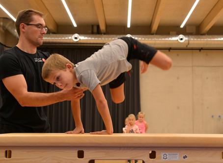 Sportunion ÜbungsleiterIn Gerätturnen mit der Turnakademie