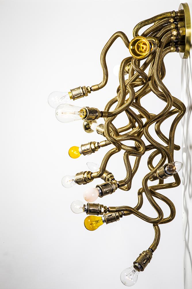 Luminária Medusa
