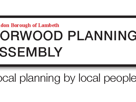 Lambeth Council to start Consultation Process for NPA Designation