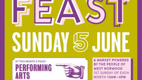 Feast is Back for June