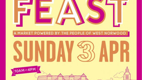 NPA is at the Feast 3rd April