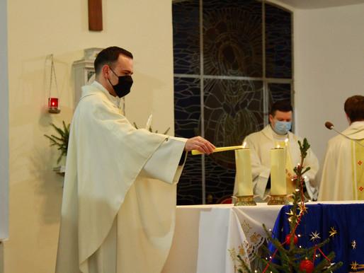 Свята Ахвяравання Пана ў семінарыі