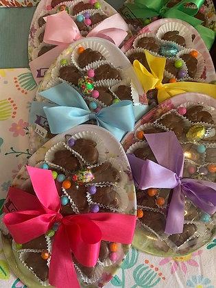 Easter Tray - Peanut Butter Smidgens