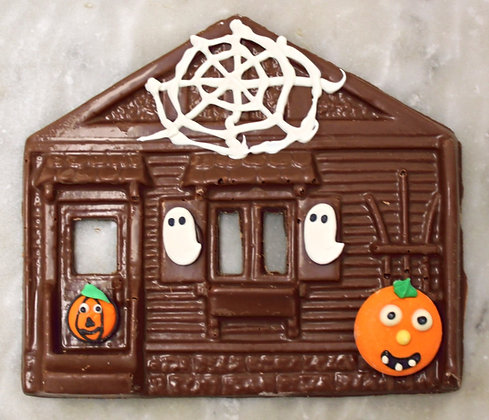 Haunted Chocolate House