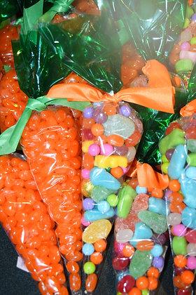 Candy Carrot Bag