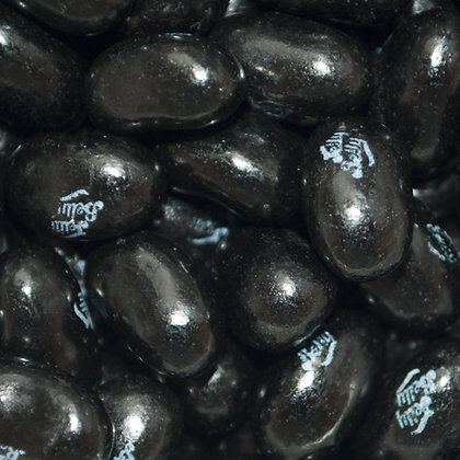 Jelly Belly - Black Licorice Jelly Beans