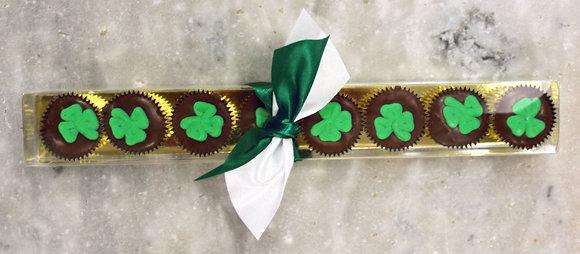 St. Patrick's Day Foil cups