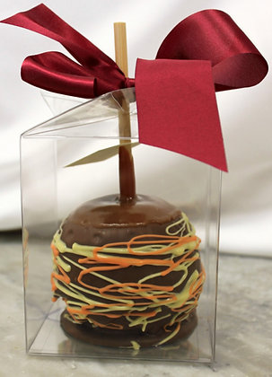 Chocolate Covered Caramel Apple