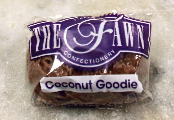 Coconut Goodie Bar