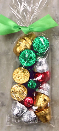 Foil Bells Milk Chocolate