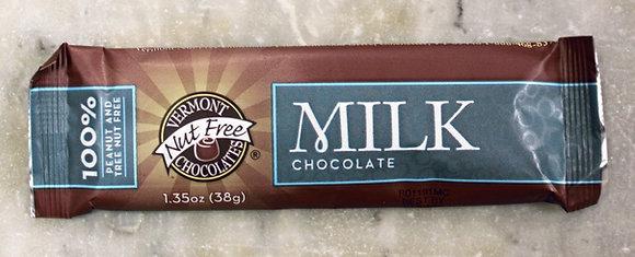 Nut Free Milk Chocolate Bar