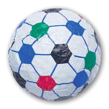 Soccer Balls Milk Chocolate