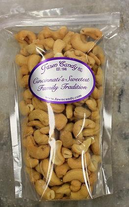 Roasted, Salted, Cashews