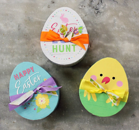 Easter Egg Goodie Box