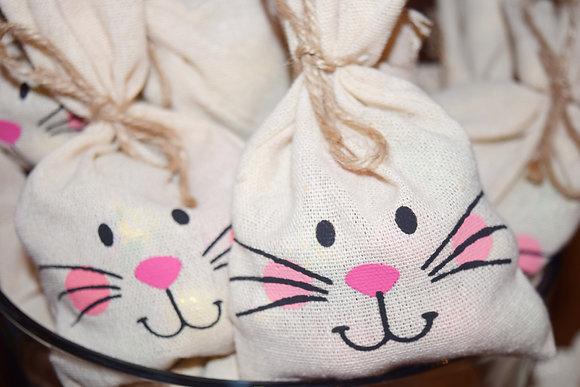 Foil Eggs - Adorable Bunny Bag