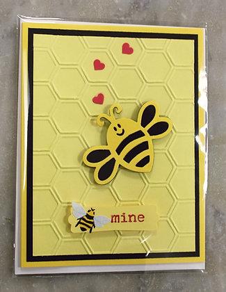 Valentine's Day Card (Bee)