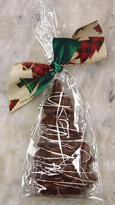 Milk Chocolate Christmas Tree