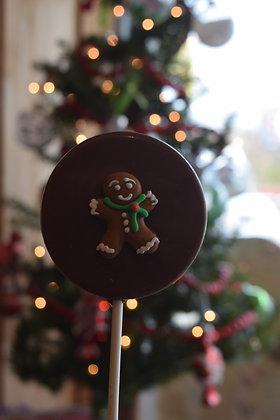 Chocolate Sucker