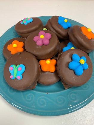 Decorated Chocolate Covered Oreos