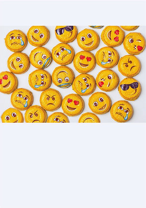 Emoji Milk Chocolate