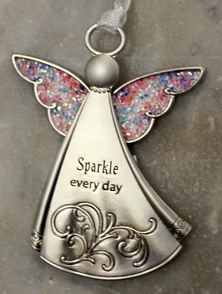 Sparkle Everyday (Car Charms)