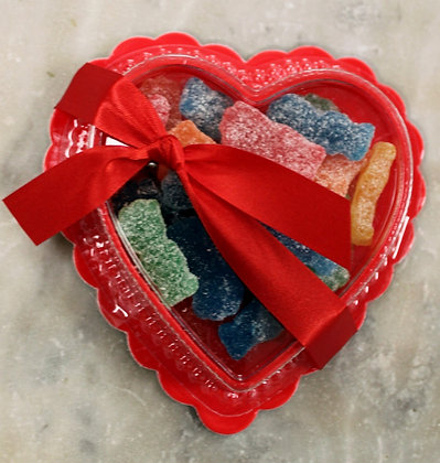 Valentine's Heart assorted Candy