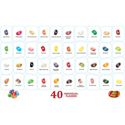 40 Flavor Jelly BellyGift Box