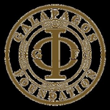 LOGO GALAPAGOS FOUNDATION marron exterio