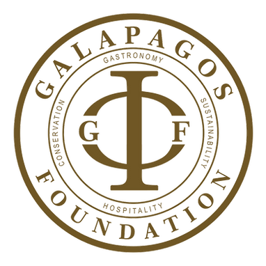 LOGO GALAPAGOS FOUNDATION marron exterio