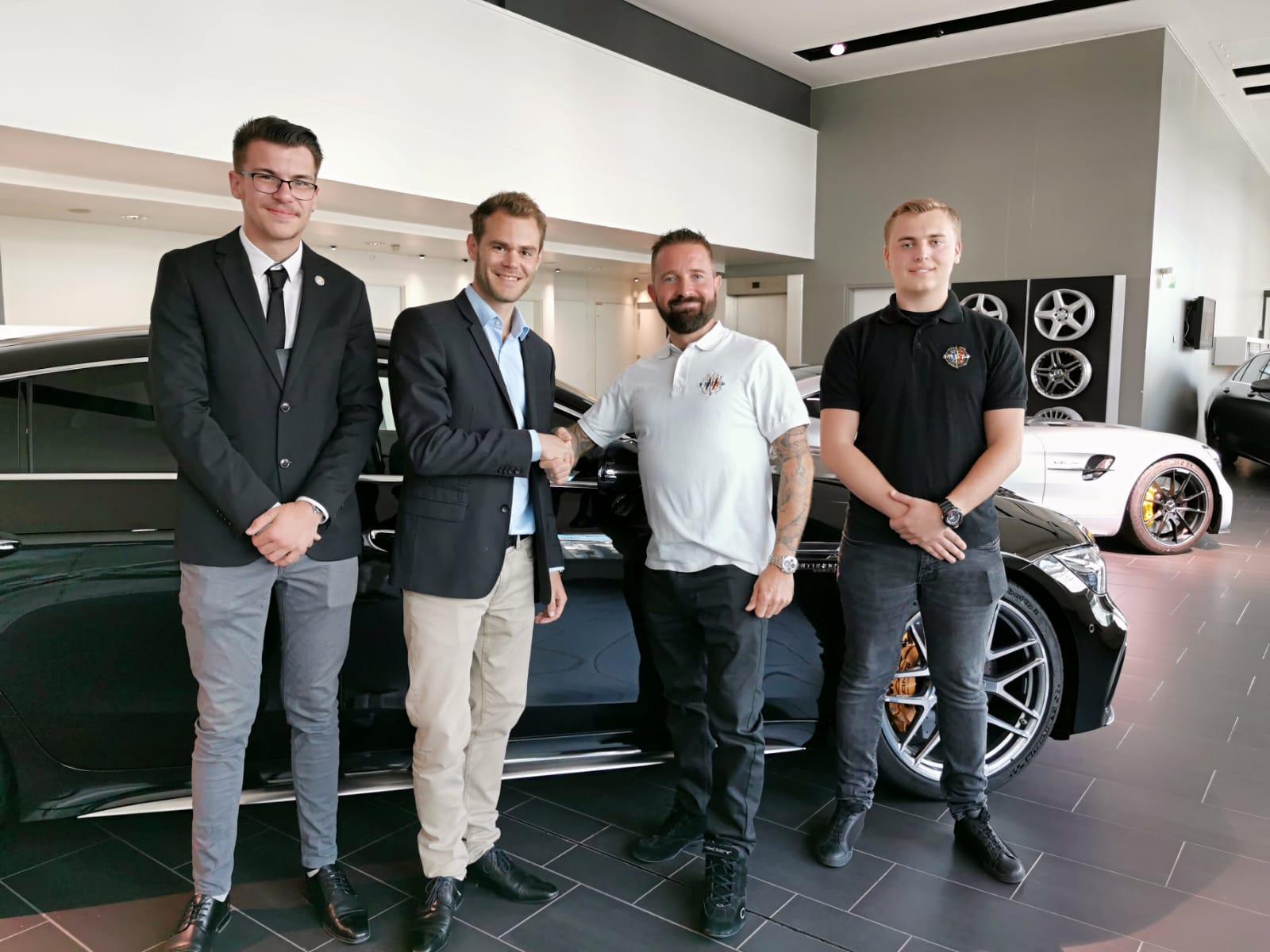 Mercedes 2019 bureau SNCTP