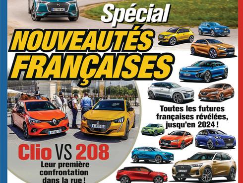 """""""L'AUTO JOURNAL"""" : REPORTAGE CAPTIVANT, AVEC L'INTERVIEW DE PLUSIEURS DE NOS CHAUF"""