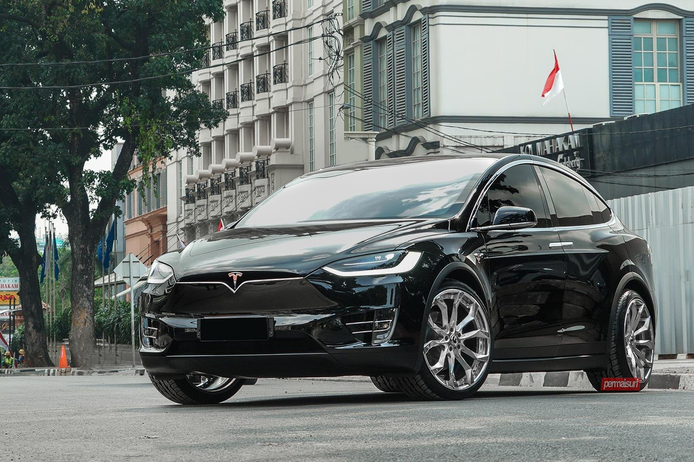 Tesla X  Novitec