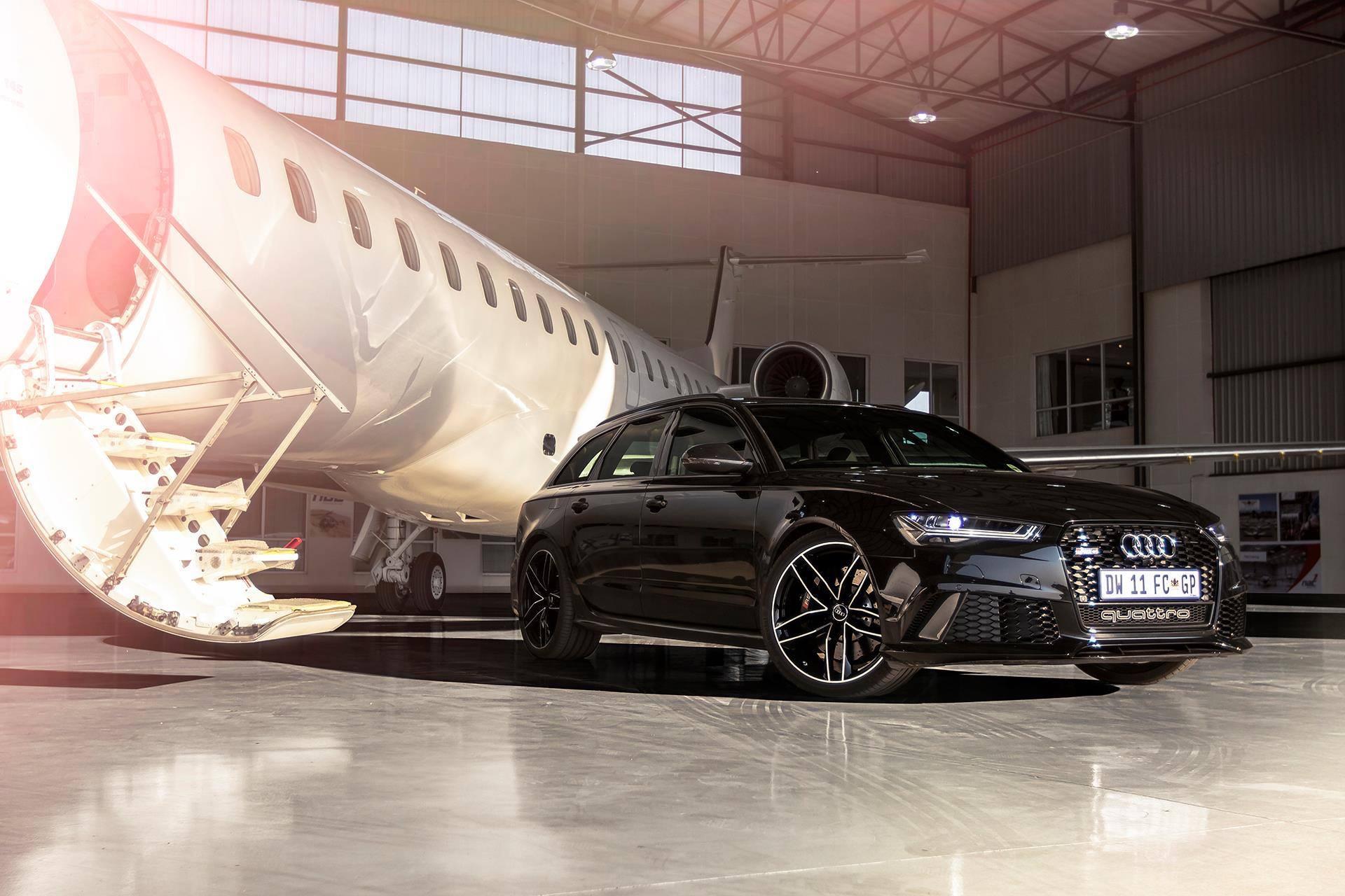 Audi RS6 Jet