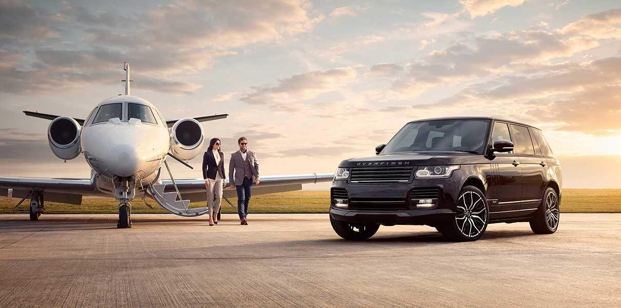 Range Rover Jet